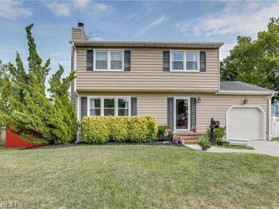 Hampton Single Family Home New Listing: 140 Alaric Dr