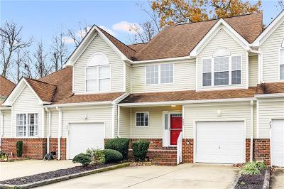 Yorktown Single Family Home For Sale: 203 Bridge Xing