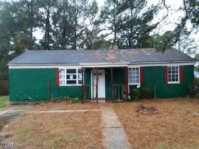 Portsmouth Single Family Home New Listing: 408 Weston St