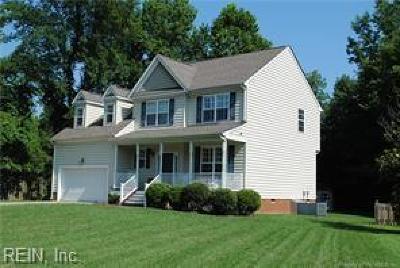 Williamsburg Single Family Home New Listing: 4712 Bristol Cir