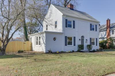 Hampton Single Family Home New Listing: 139 Wythe Pw