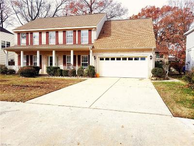 Virginia Beach Single Family Home New Listing: 5229 Foxon Rd