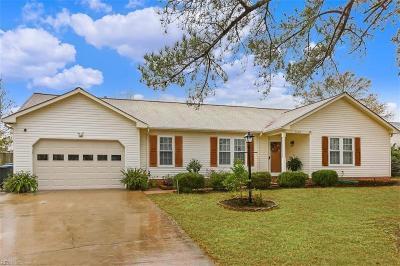 Virginia Beach Single Family Home New Listing: 1537 Galvani Dr