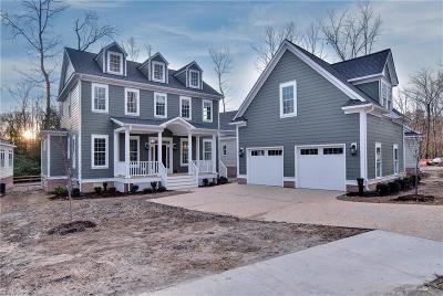 Williamsburg Single Family Home New Listing: Mm Settlers Market (Mars Hill) Blvd