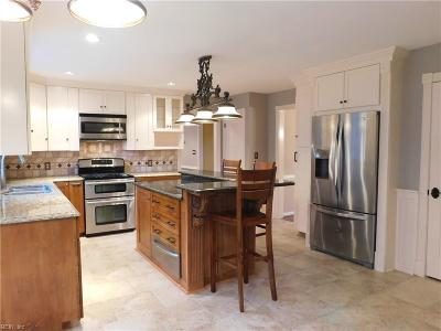 Chesapeake VA Single Family Home New Listing: $350,000