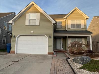 Virginia Beach Single Family Home New Listing: 5516 Samuelson Ct
