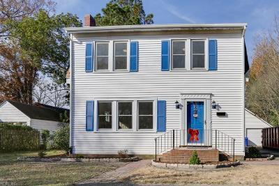 Portsmouth Single Family Home New Listing: 91 Farragut St