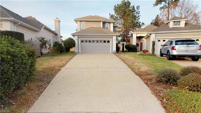 Newport News Single Family Home New Listing: 995 Drivers Ln