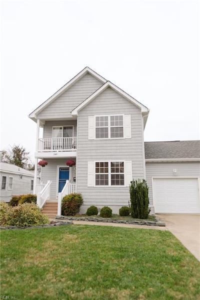 Hampton Single Family Home New Listing: 249 N 1st St