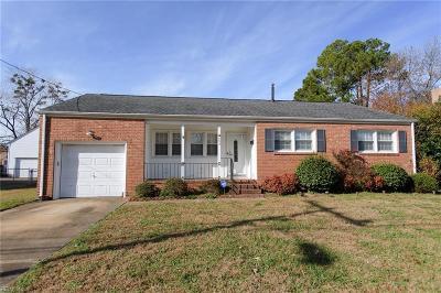 Hampton Single Family Home New Listing: 453 Whealton Rd