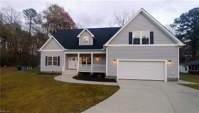 Yorktown Single Family Home New Listing: 411 Maple Rd