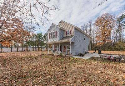 Suffolk Single Family Home New Listing: 2265 Airport Rd