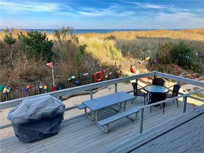 Norfolk Single Family Home New Listing: 1900 E Ocean View Ave #A