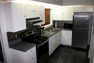 Chesapeake VA Single Family Home New Listing: $245,000