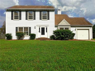 Single Family Home For Sale: 2735 Derry Dr