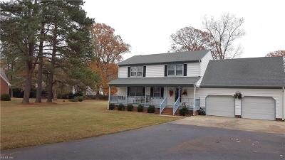Virginia Beach Single Family Home New Listing: 770 Woodstock Rd