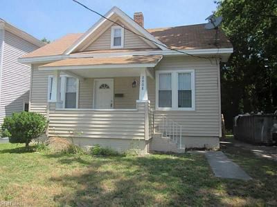 Portsmouth Single Family Home New Listing: 2008 King St