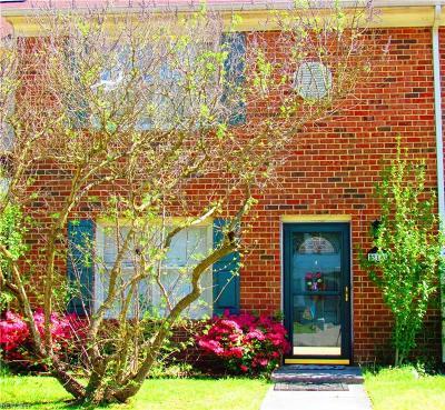 Yorktown Single Family Home New Listing: 218 Choisy Cres