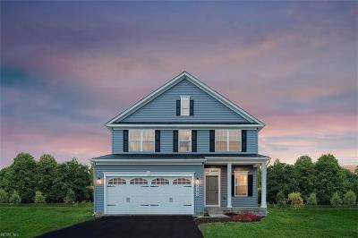 Newport News Single Family Home New Listing: Mm All Windemere Rd