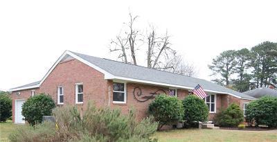 Norfolk Single Family Home New Listing: 7732 Nancy Dr