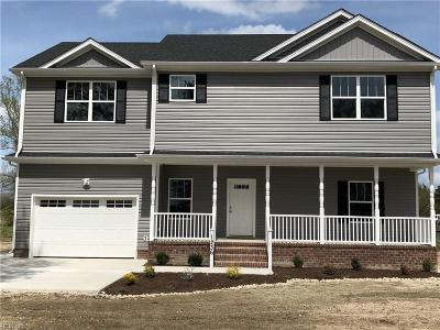 Chesapeake Single Family Home New Listing: 1236 Beaver Dam Rd