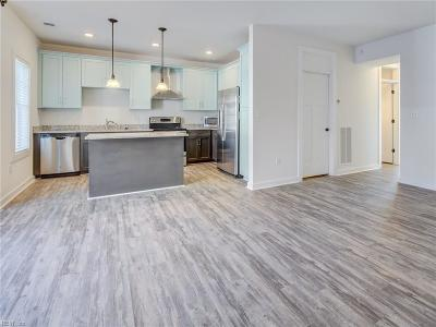 Norfolk Single Family Home New Listing: 7922 Shore Dr #314