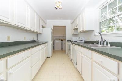 Norfolk Single Family Home New Listing: 875 Dovercourt Rd