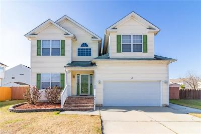 Virginia Beach Single Family Home New Listing: 1856 Dolina Dr