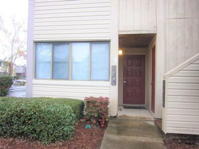 Virginia Beach Single Family Home New Listing: 524 Glen Regis Way