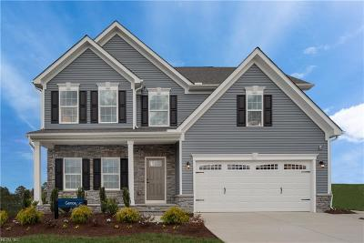 Newport News Single Family Home New Listing: Mm Gen Oliver Way