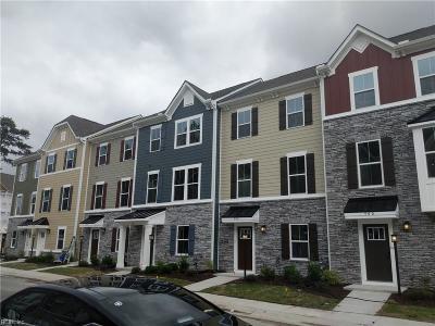 Chesapeake VA Single Family Home New Listing: $282,755