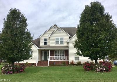 Suffolk Single Family Home New Listing: 205 King Fisher Dr