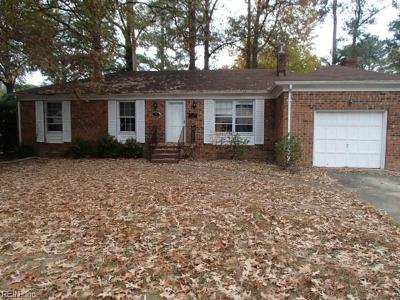 Newport News Single Family Home New Listing: 35 Alpine St