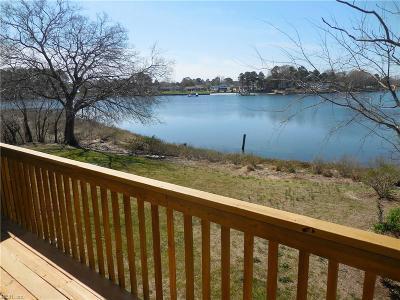 Norfolk Single Family Home New Listing: 3304 Pretty Lake Ave #B