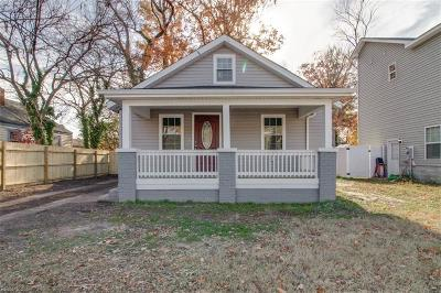 Portsmouth Single Family Home New Listing: 14 Rex Ave