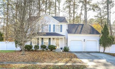 Chesapeake Single Family Home New Listing: 3941 Spring Meadow Cres