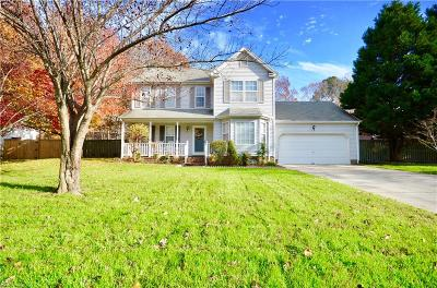 Chesapeake Single Family Home New Listing: 743 Dissdale Ln