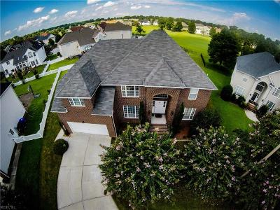 Suffolk Single Family Home New Listing: 5205 Bartons Creek Ct