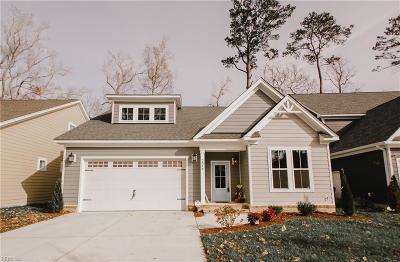 Virginia Beach Single Family Home New Listing: 2316 Rod Pocceschi Way