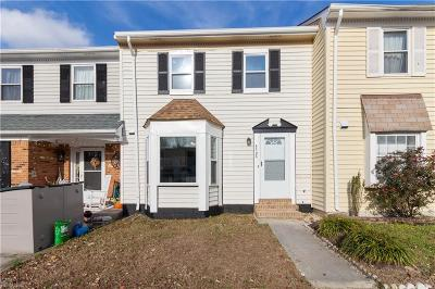 Virginia Beach Single Family Home New Listing: 4704 Whitetail Ct