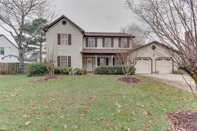 Virginia Beach Single Family Home New Listing: 788 Old Cutler Rd