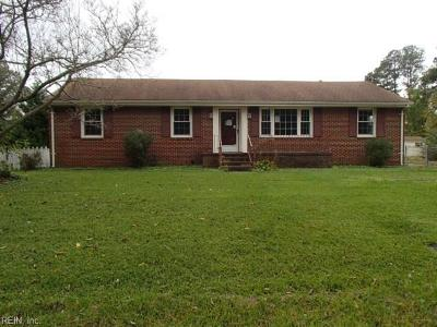 Portsmouth Single Family Home New Listing: 4208 Summerset Dr
