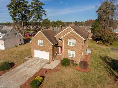 Chesapeake Single Family Home New Listing: 4104 Old Virginia Rd