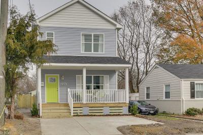 Hampton Single Family Home New Listing: 224 Taylor Ave W