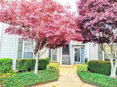 Virginia Beach Single Family Home New Listing: 5140 Cypress Point Cir #103