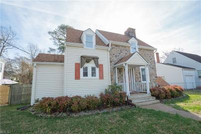 Newport News Residential For Sale: 34 Randolph Rd