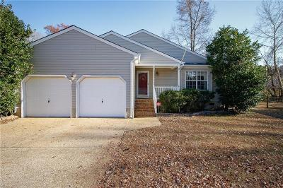 Hampton Single Family Home New Listing: 95 Semple Farm Rd