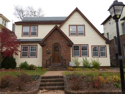 Norfolk Single Family Home New Listing: 5006 Newport Ave