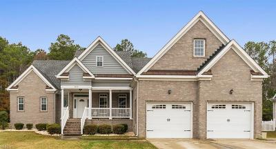 Suffolk Single Family Home New Listing: 4022 Appaloosa Ct
