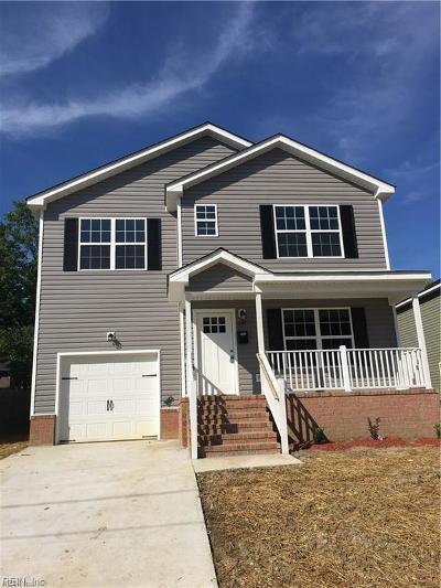 Hampton Single Family Home New Listing: 418 Cooper St